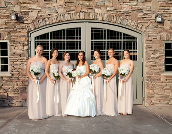 Using Three Photos I Managed To Retouch This Wedding Photo And Remove All The Men Leaving Only Bride Bridesmaids Always Strive Keep My